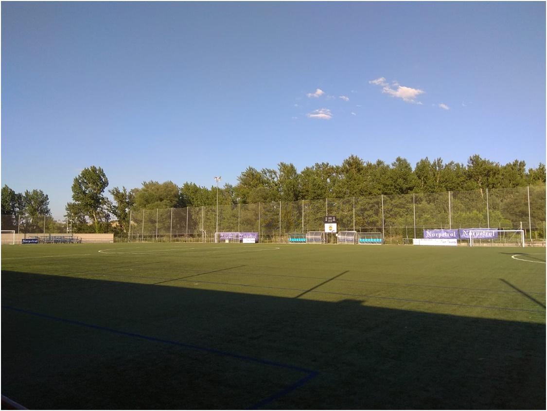 Campo Municipal de La Vega